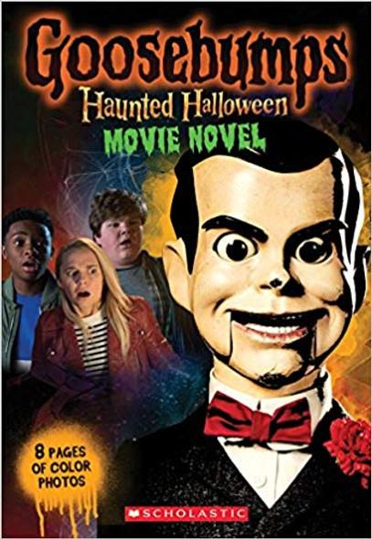 Haunted Halloween: Movie Novel ( Goosebumps ) Cover