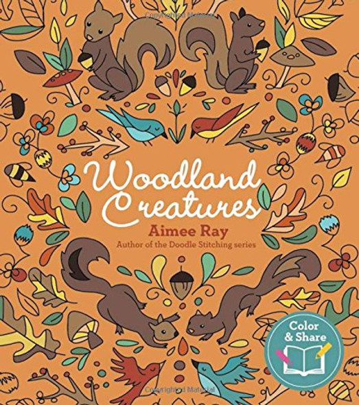 Woodland Creatures Cover