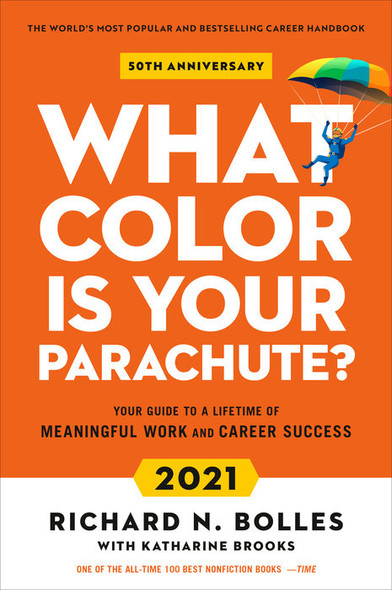 What Color is Your Parachute Bulk Cover