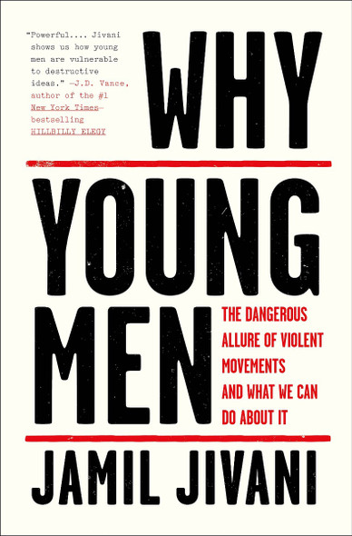 Why Young Men: The Dangerous Allure of Violent Movements and What We Can Do about It Cover