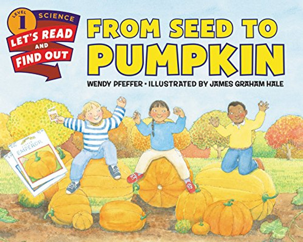 From Seed to Pumpkin Cover