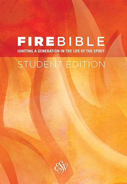 Fire Bible-ESV-Student Cover