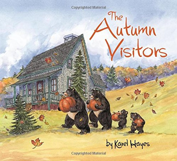 The Autumn Visitors Cover
