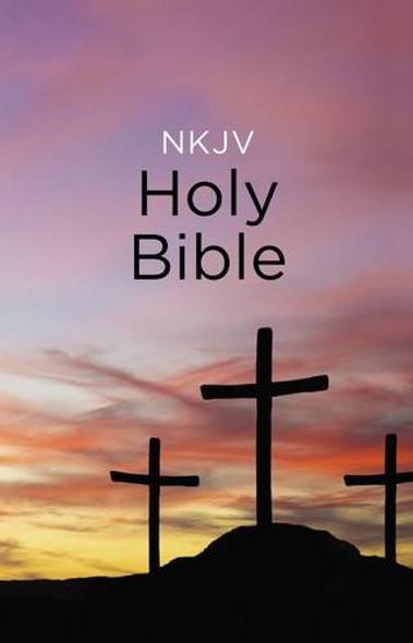 NKJV, Value Outreach Bible, Paperback Cover