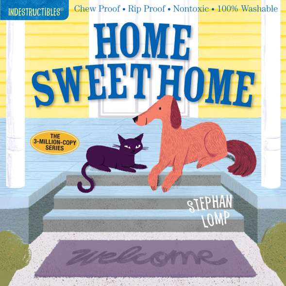 Indestructibles: Home Sweet Home Cover