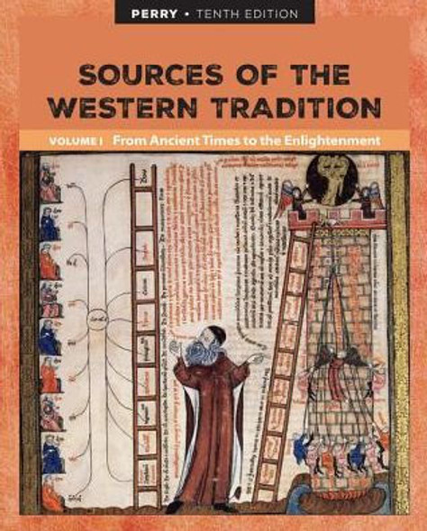 Sources of the Western Tradition Volume I: From Ancient Times to the Enlightenment Cover