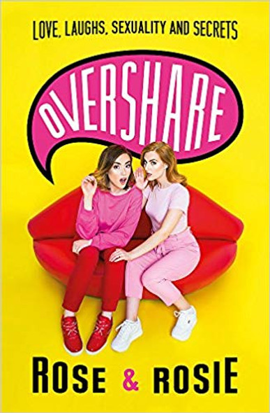 Overshare: Love, Laughs, Sexuality and Secrets Cover
