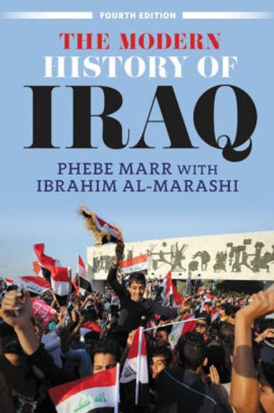 The Modern History of Iraq Cover