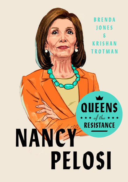 Queens of the Resistance: Nancy Pelosi (Queens of the Resistance) Cover