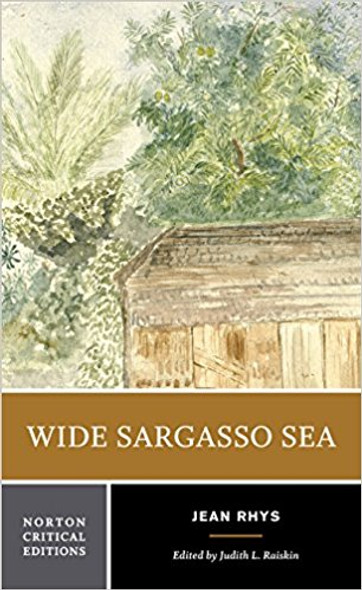 Wide Sargasso Sea: Backgrounds, Criticism ( Norton Critical Editions ) Cover