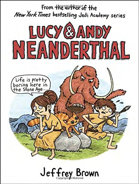 Lucy & Andy Neanderthal Cover