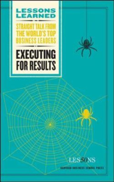Executing for Results Cover