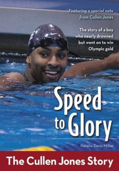 Zonderkidz Biography/Making a Splash: The Cullen Jones Story Cover
