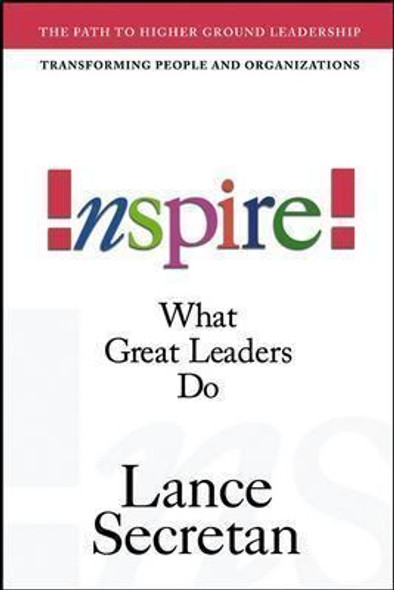 Inspire! What Great Leaders Do Cover