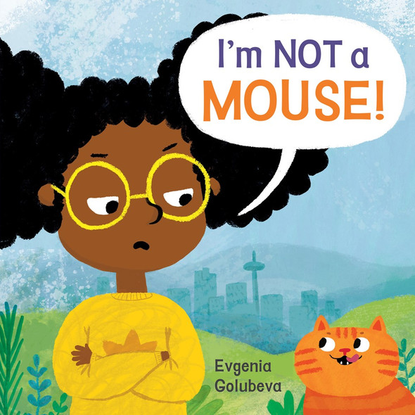 I'm NOT A Mouse (Child's Play Library) Cover