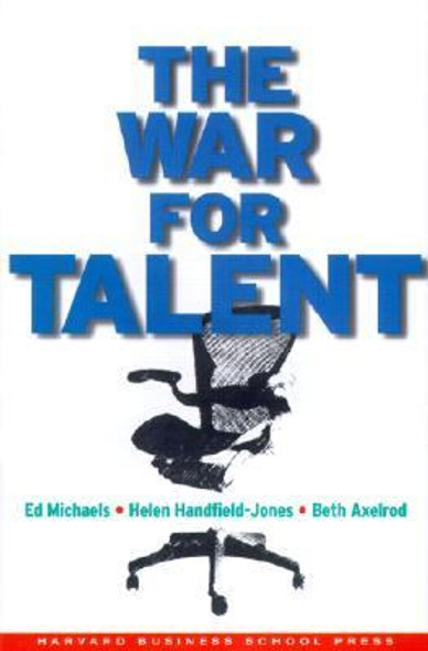 The War for Talent Cover
