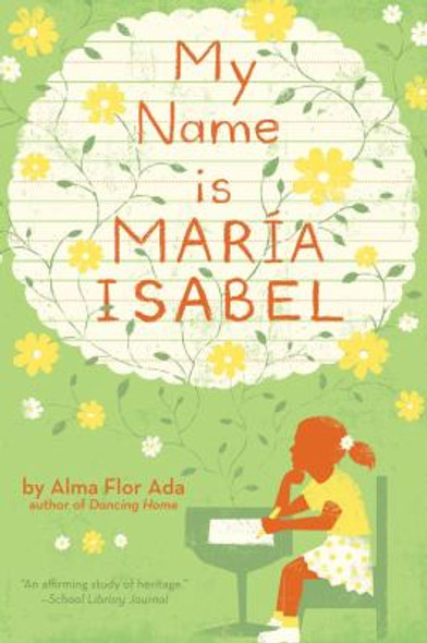My Name is Maria Isabel Cover