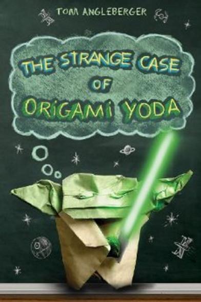 The Strange Case of Origami Yoda (Origami Yoda Books) Cover