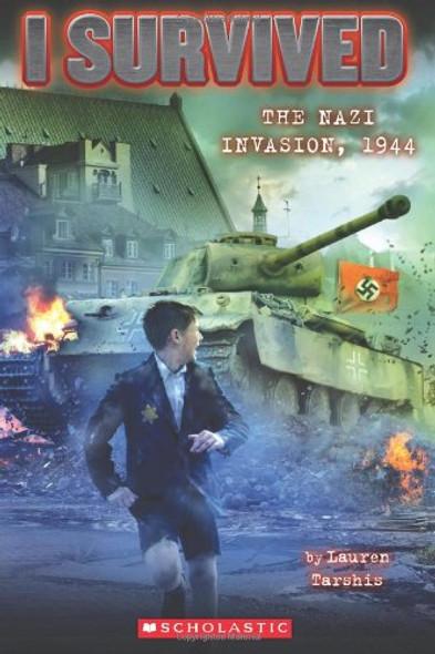 I Survived the Nazi Invasion, 1944 Cover