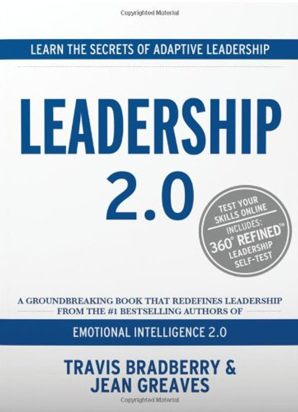 Leadership 2.0 Cover