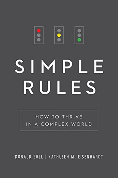 Simple Rules: How to Thrive in a Complex World Cover
