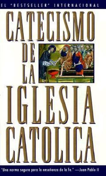 Catecismo de la Iglesia Catolica Cover