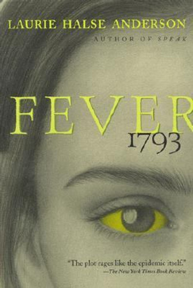 Fever 1793 (Turtleback School & Library Binding Edition) Cover