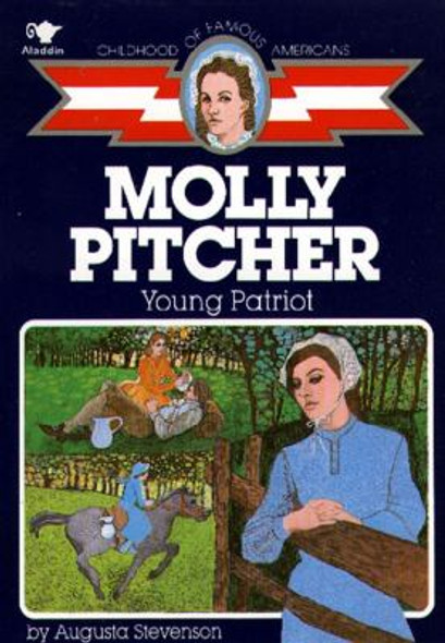 Molly Pitcher: Young Patriot Cover