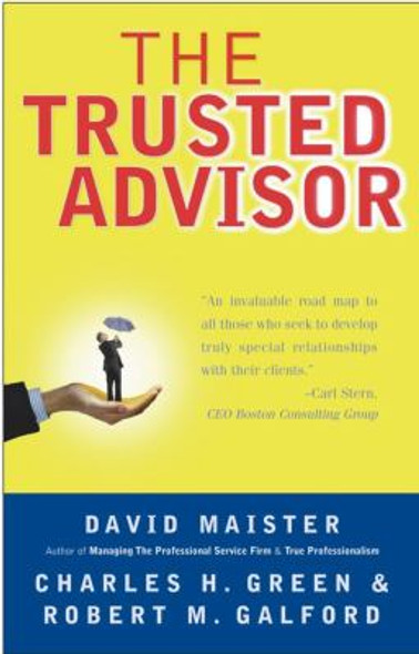 The Trusted Advisor Cover