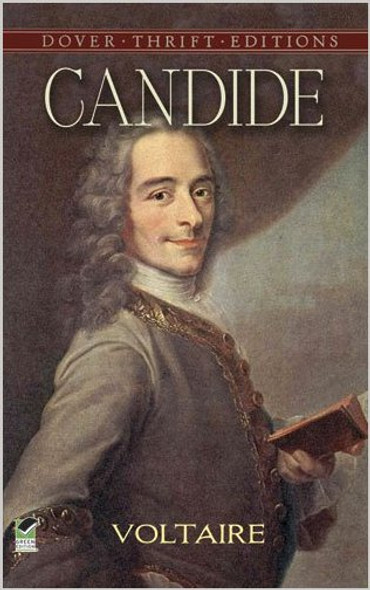Candide ( Dover Thrift Editions ) Cover