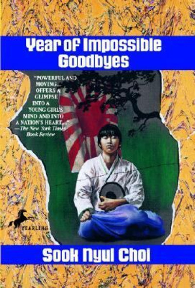 Year of Impossible Goodbyes Cover