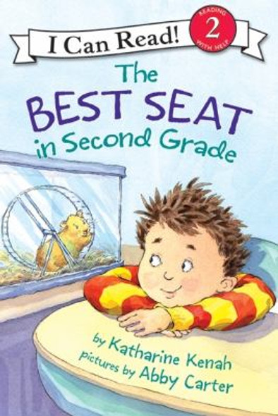 The Best Seat in Second Grade Cover