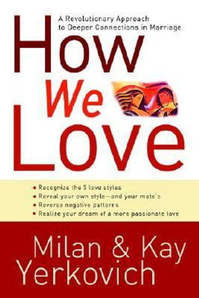 How We Love: Discover Your Love Style, Enhance Your Marriage Cover