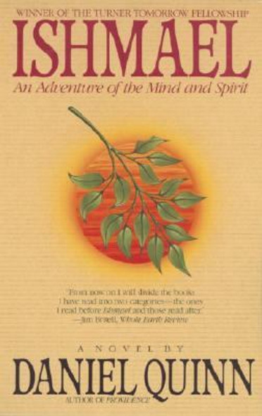 Ishmael: An Adventure of the Mind and Spirit Cover
