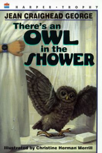 There's an Owl in the Shower Cover