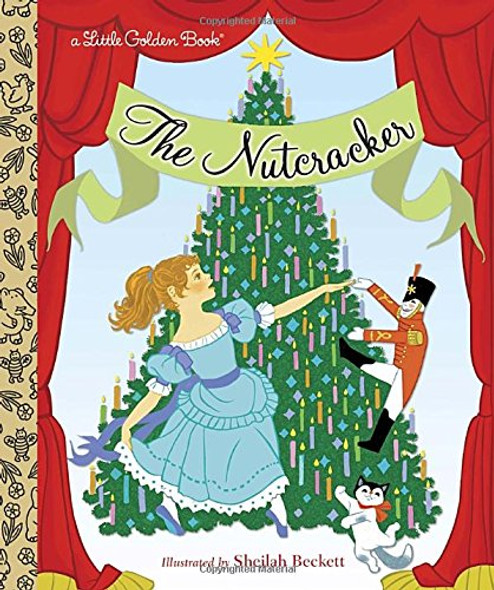 The Nutcracker (Little Golden Book) Cover