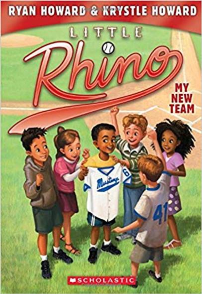 My New Team (Little Rhino #1) Cover