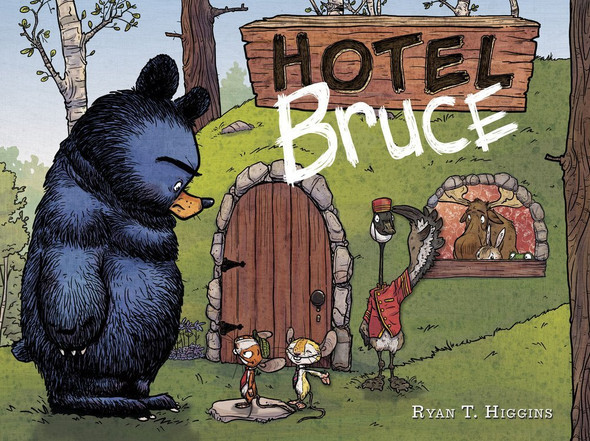 Hotel Bruce [Hardcover] Cover