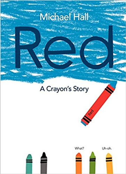 Red: A Crayon's Story [Hardcover] Cover