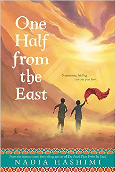 One Half from the East [Paperback] Cover