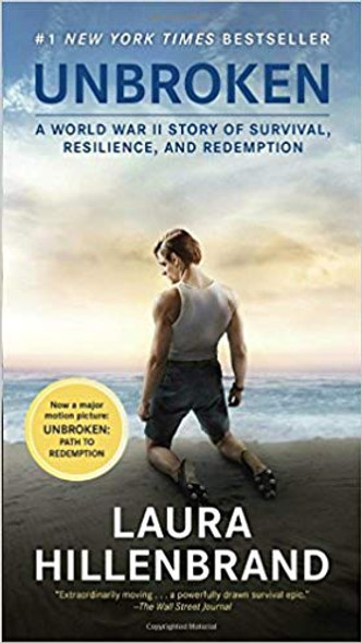 Unbroken (Movie Tie-In Edition): A World War II Story of Survival, Resilience, and Redemption [Paperback] Cover