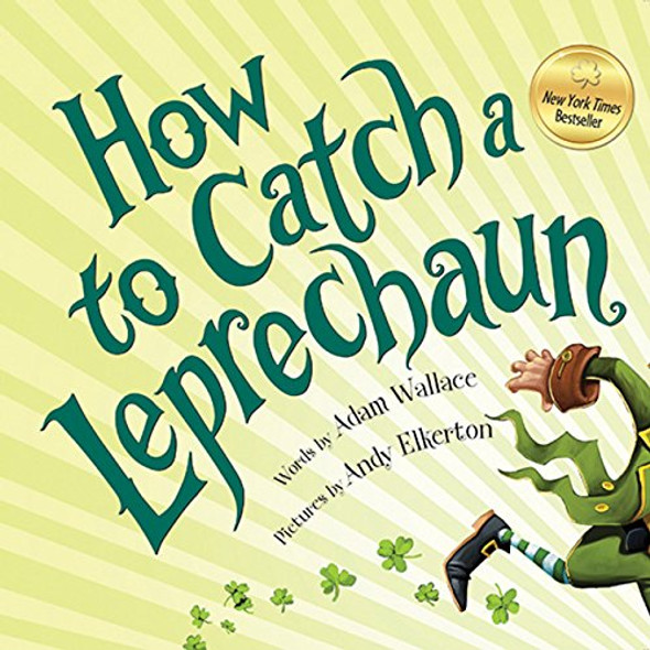 How to Catch a Leprechaun [Hardcover] Cover