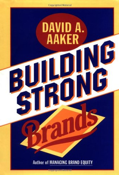 Building Strong Brands (1ST ed.) [Hardcover] Cover