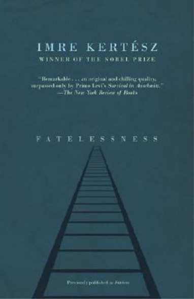 Fatelessness [Paperback] Cover