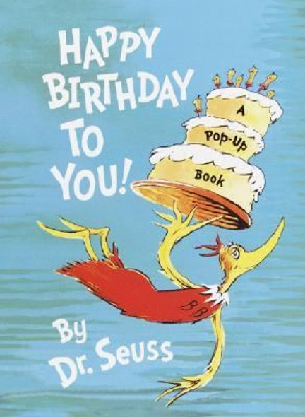 Happy Birthday to You! (Mini Pops) [Hardcover] Cover