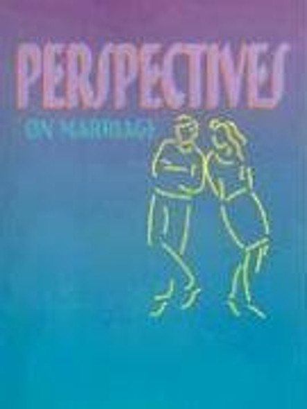 Perspectives on Marriage ( Resources for Marriage ) [Paperback] Cover