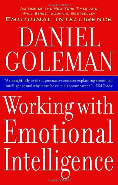 Working with Emotional Intelligence ( Batam Books ) [Paperback] Cover