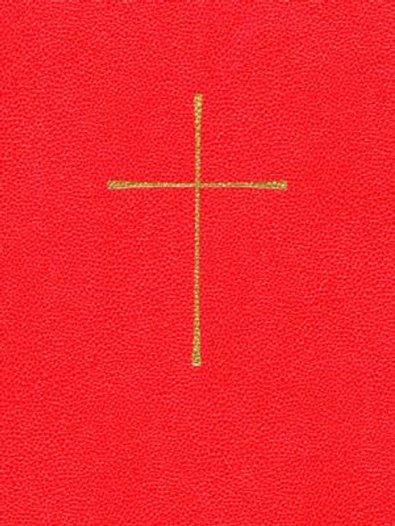 Book of Common Prayer Red [Paperback] Cover
