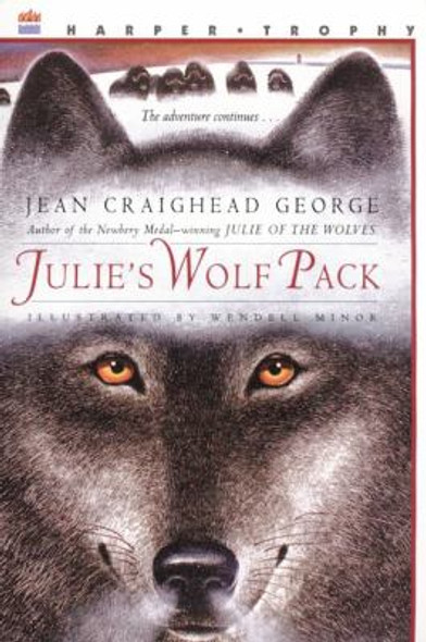 Julie's Wolf Pack [Paperback] Cover
