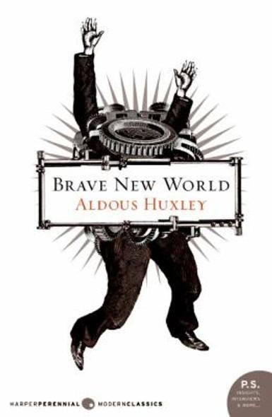 Brave New World (Turtleback School & Library Binding Edition) [Library Binding] Cover